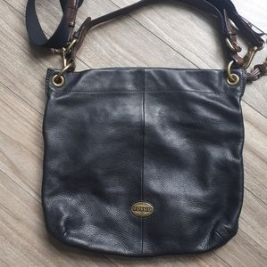 New Leather Fossil Handbag
